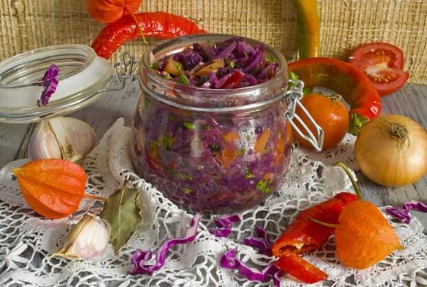 соляна овощная