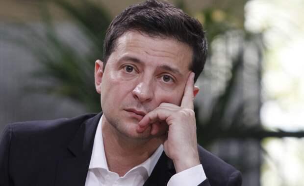 Зе-президент продал Украину