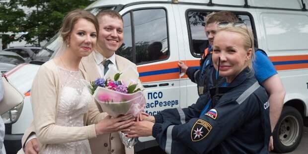 В столичном Департаменте по ГОЧСиПБ рассказали о семьях спасателей