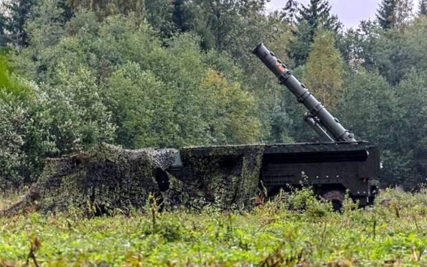 Для новой ракеты «Искандера» не будет недостижимых целей в Европе