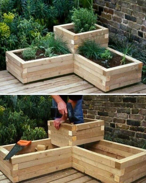 16 годных проектов для дачи, которые помогут украсить двор и не потратить целое состояние
