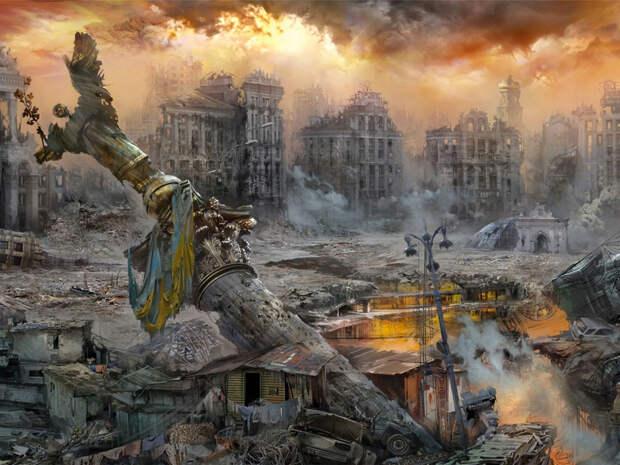 Крах проекта «анти-Россия»