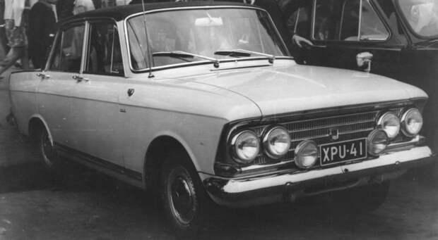 Экспорт съедал продукцию АЗЛК за счёт внутреннего рынка авто, автомобили, азлк, олдтаймер, ретро авто, советские автомобили