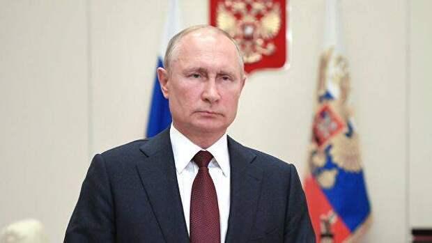 Сегодня Владимир Путин – самый протестный политик в стране