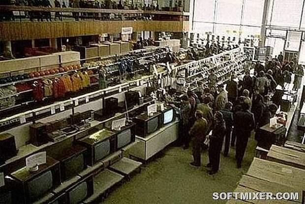 «Кассетники» 80-х