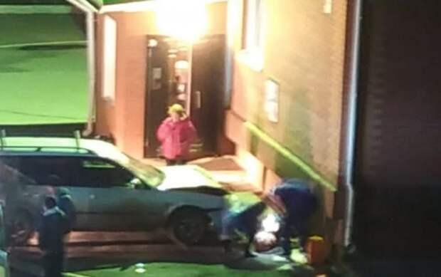 Без изменений оставлен приговор пьяной автомобилистке, вдавившей пенсионерку в стену