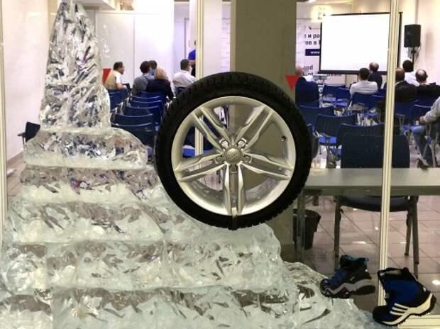 Continental представила нешипованную шину ContiVikingContact 6
