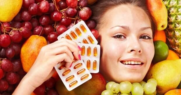 Какие витамины нужны осенью для поддержания нормального состояния организма