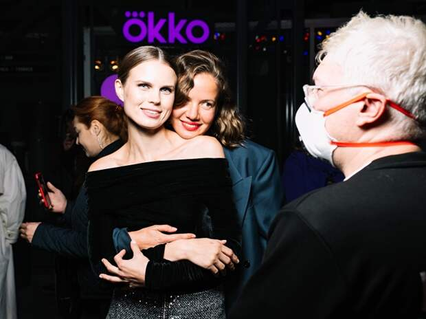 Александра Ревенко и Маша Лимонова
