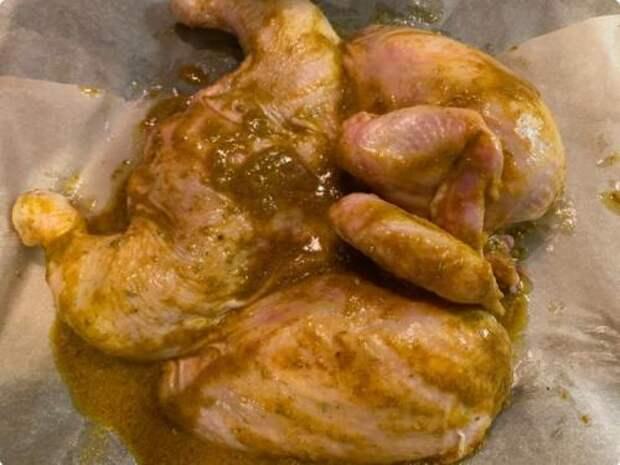 Если готовлю курицу, то только так. И на ужин и на праздничный стол: коронный рецепт