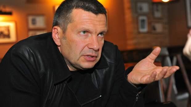 Соловьев всухую разгромил Майкла Бома, вздумавшего подискутировать с ним о русских хакерах