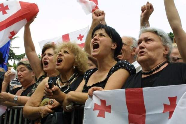 Когда начались протесты, я была в Грузии и увидела, как грузины относятся к русским (мой отзыв)