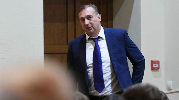 Член исполкома ОКР Власенко задержан в Москве по делу о мошенничестве