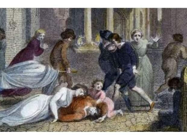 Самые массовые смертоносные эпидемии в истории человечества...