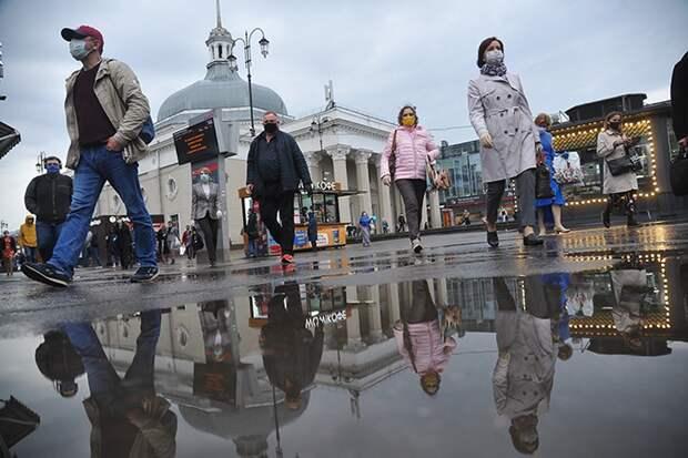 Непогода не повлияла на работу систем жизнеобеспечения столицы