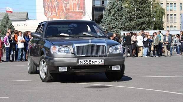 Москвич-2144R7 автомобили, москвич, фоторепортаж