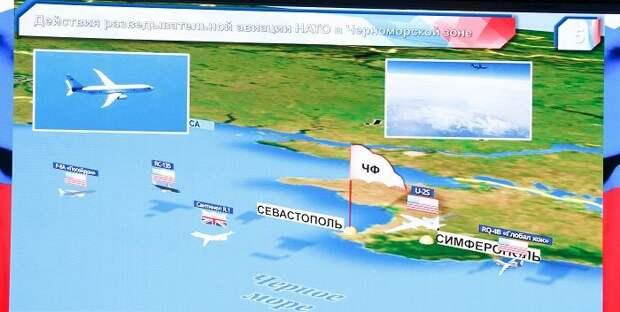 Бомбардировщики США отрабатывают удары по российским объектам