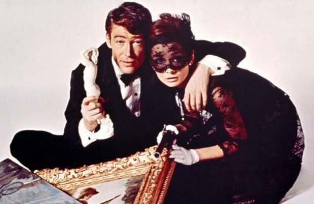 Кадр из фильма *Как украсть миллион*, 1966 | Фото: film.ru