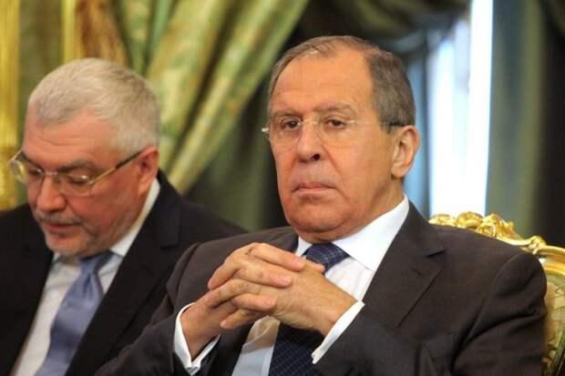 Лавров заявил о предложении США провести второй референдум в Крыму
