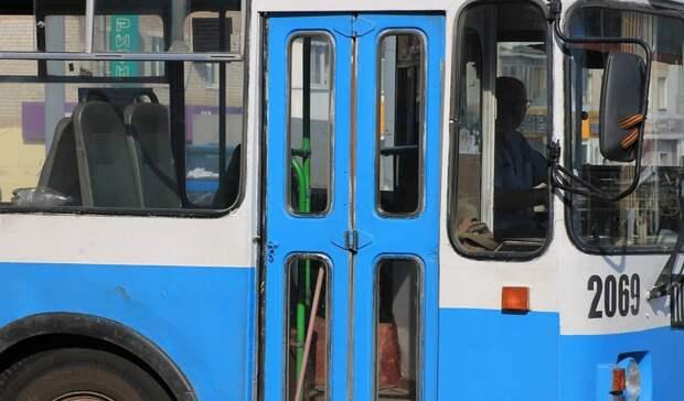 Старые уфимские троллейбусы и трамваи продают как черный лом