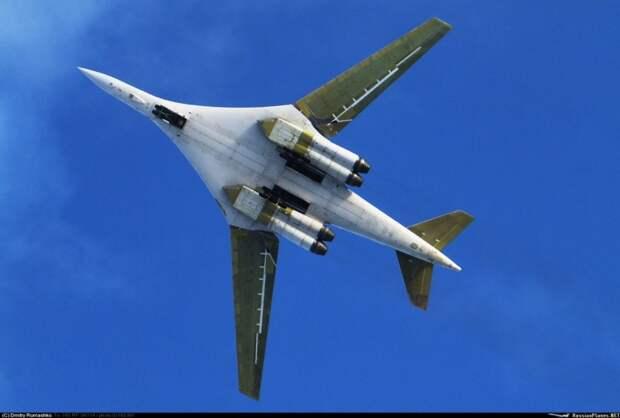 Новый Ту-160М поразил лётчика-испытателя Анри Наскидянца
