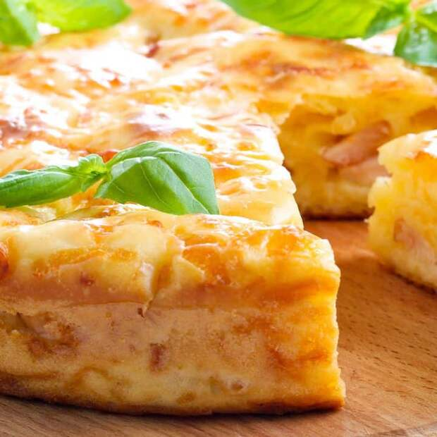 Пирог из лаваша: буквально за считанные минуты
