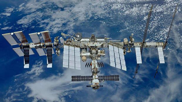 Давление в модуле МКС резко упало из-за утечки воздуха