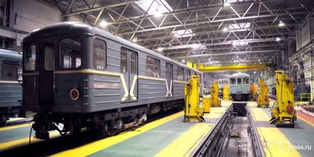 Мосгосстройнадзор выявил нарушения в организации работ по реконструкции электродепо «Сокол»