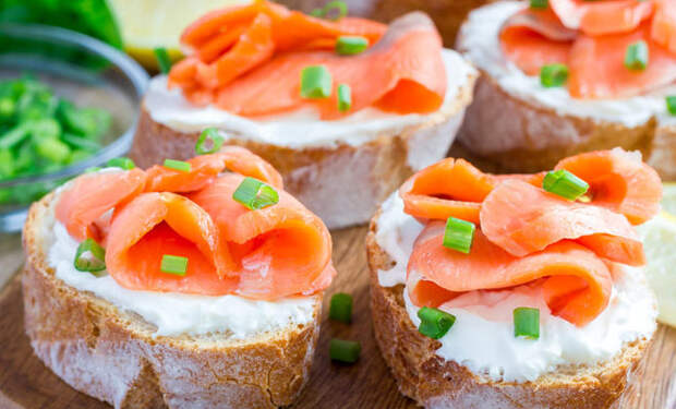 Тарелка закусок за минуты: салат забыт, все едят только их