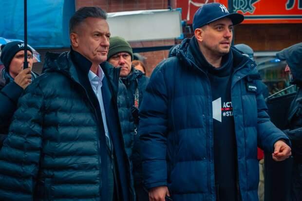 Олег Меньшиков облачился в судейскую мантию в сериале «Ваша честь»