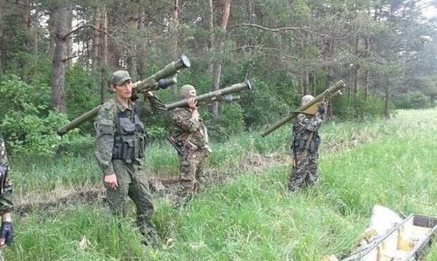 Ополченцы сообщили об уничтожении еще одного самолета ВВС Украины