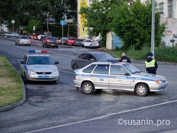 В выходные водителей в Ижевске вновь проверят на трезвость