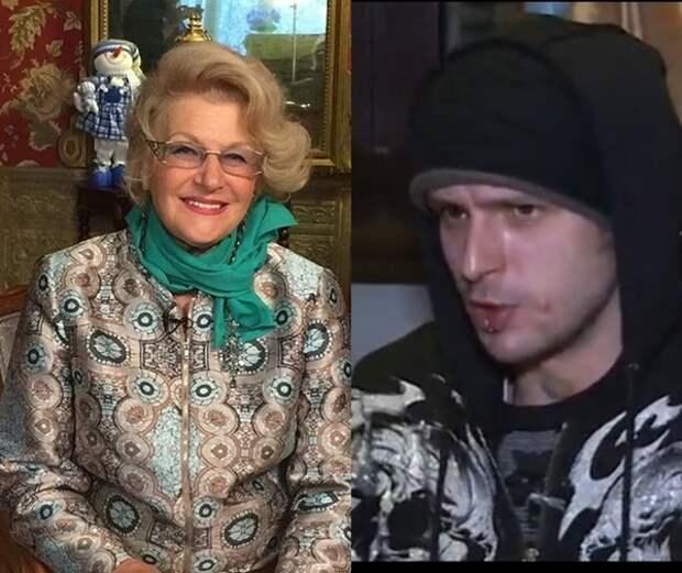 Внук Светланы Дружининой раскрыл семейную тайну о смерти отца