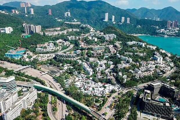 Правительство США избавилось от особняков в Китае