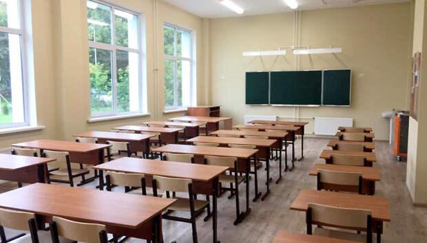 Учебный год в Подмосковье пока не планируют продлевать