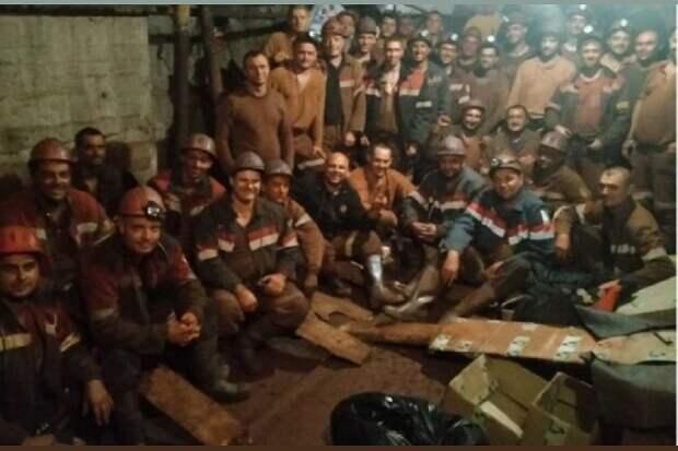 Из мира забастовок – 200 горняков Криворожья и «Беларуськалий»