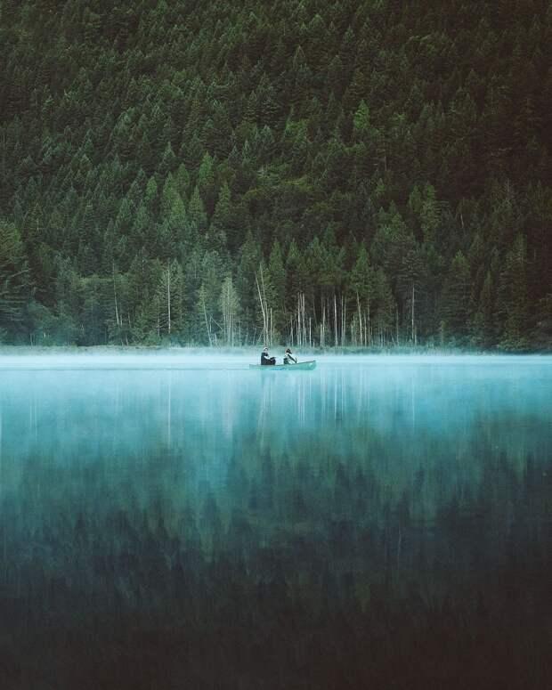 Брэйдин Тот — фотограф, влюблённый в планету