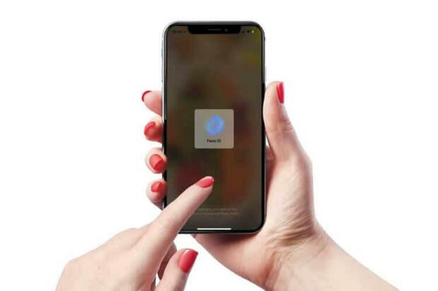 Apple запатентовала Touch ID, встроенный в экран iPhone