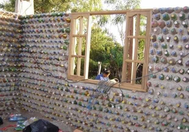 Беседка из пластиковых бутылок своими руками: фото, пошагово, мастер класс