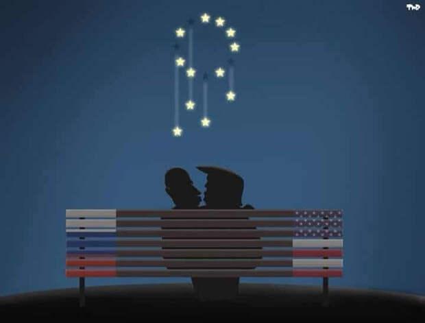 А ведь ещё Пётр Первый говорил: «У Руси — два союзника. Боярышник и Америка!» (фельетон)