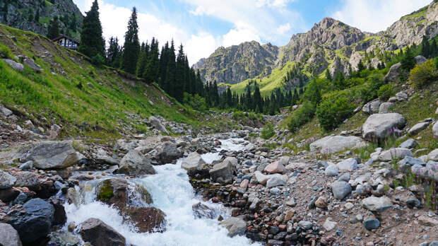 ТОП 10 красивых мест вблизи Алматы, Казахстан. О которых возможно вы не знали. Что посмотреть?