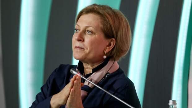 Попова заявила о формировании в РФ сибирского и северо-западного штаммов COVID-19