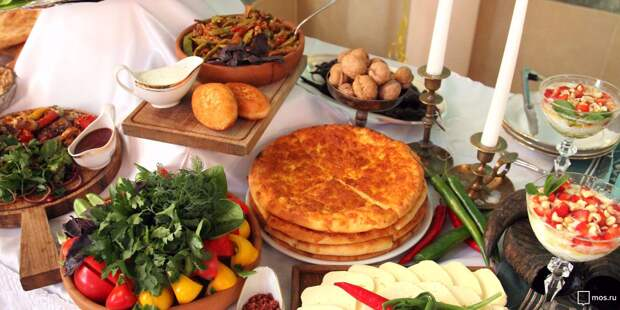 В усадьбе Свиблово пройдёт благотворительный фестиваль постной кухни
