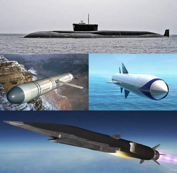 Стратегические конвенциональные силы: носители и вооружение