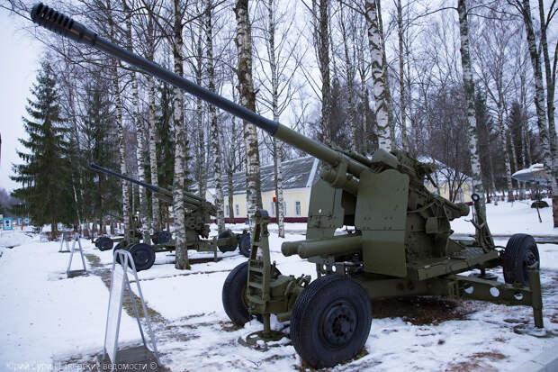 Музей ПВО, 6-я бригада воздушно-космической обороны в городе Ржеве (фоторепортаж)