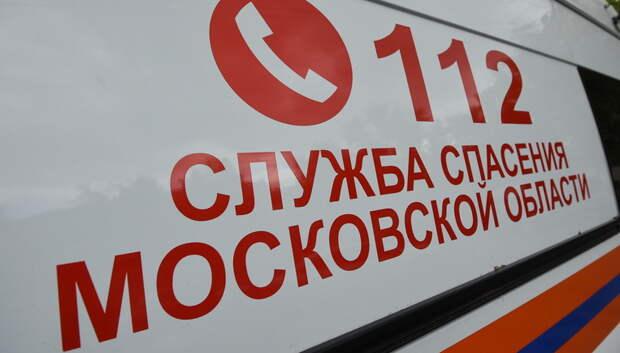 Автомобиль сбил женщину на одном из перекрестков Подольска