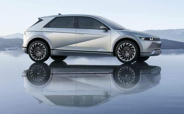 Hyundai готовит новый электрокар с разгоном от 0 до 100 км/ч за 5,2 секунды