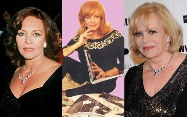 А годы летят: как время меняло самых красивых блондинок французского кино