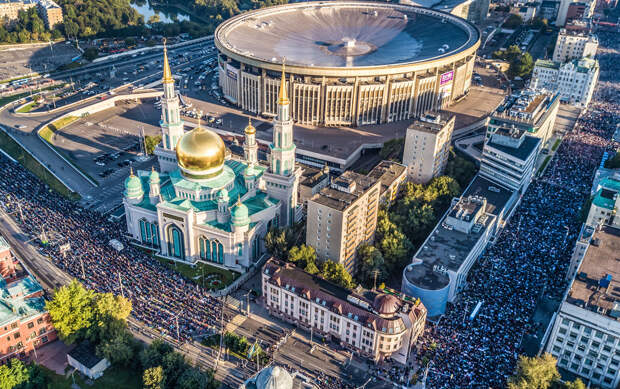 Станет ли Россия мусульманской страной?