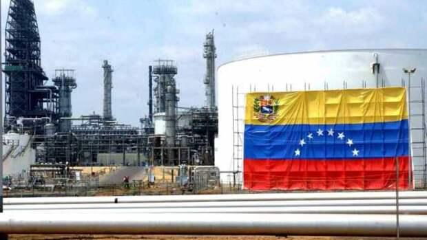 Оборудование для НПЗ доставил Иран Венесуэле